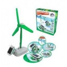 6-in-1 solar toy building kit(KS-GA1476)