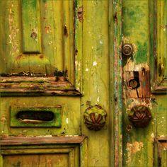 Green - Doors, Fabulous Color