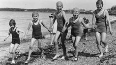 The beach has been the quintessential summer destination since the turn of the 20th century.