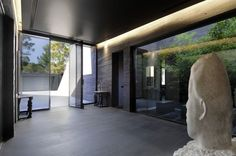 Concrete House II by A-cero | HomeDSGN, a daily source for inspiration and fresh ideas on interior design and home decoration.