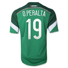 Mexico 2014 World Cup Soccer jersey (19 O.Peralta)-Buy genuine Mexico 2014 World Cup Soccer jersey (19 O.Peralta) will never cost you a lot in online shop. Design,style and quality of Mexico 2014 World Cup Soccer jersey (19 O.Peralta) are called world-class.- uswmis.com