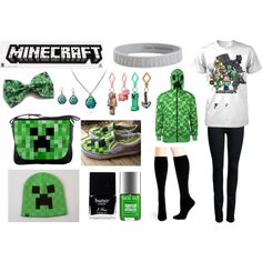 Minecraft outfit