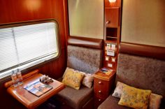 VIDEO: Platinum Service Onboard the Indian-Pacific Train in Australia