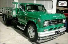 Caminhão Chevrolet Brasil.