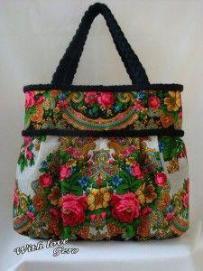 russian kerchief-always in vogue