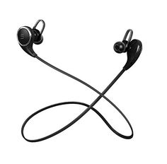 Bluetooth HeadphonesSDFLAYER QY8 V41 Wireless Earbuds Lightweight Heavy Bass Noise Isolating with Microphones Flat Cord Stereo Wireless Earbuds Headset Earphones For Running  Gym >>> For more information, visit image link.