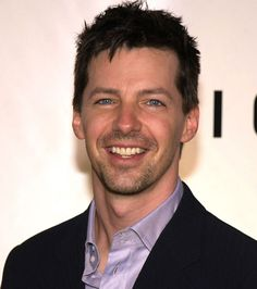 Sean Hayes - Gay. Actor & comedian. Famous for playing Jack McFarland in tv show Will & Grace, for which he won an Emmy Award, four SAG Awards, one American Comedy Award, and six Golden Globes nominations. Also played Larry Fine in part-remake, part-feature film The Three Stooges.