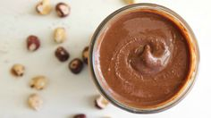 Mouthwatering Healthy Homemade Nutella