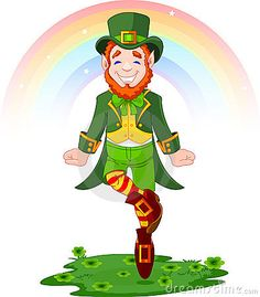 Dance with a Leprechaun.