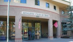 Athletic Club of Bend! :-)