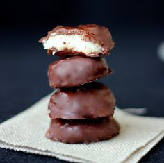 Paleo Peppermint Patties | 33 Amazing Gluten-Free Desserts