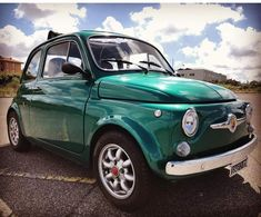 Fiat 500, Fiat Cinquecento, Steyr, Cars Motorcycles, Automobile, Vehicles, Car, Rolling Stock