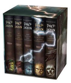 Foreign Covers of Percy Jackson. . . so cool.