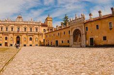 Certosa di Padula (Padula charterhouse), Province of Salerno