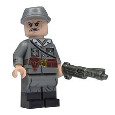 Full Custom Printing NEW Lego Custom WW2 JAPANESE SNLF Soldier