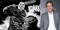 """Jeffrey Dean Morgan to appear as Negan on """"The Walking Dead"""" for the Season 6 Finale"""