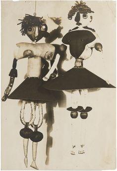 Hannah Höch 1889 - 1978 'DADA - PUPPEN', 1919