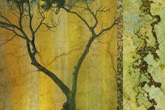 Golden Echos 2 Mural - Matthew Lew| Murals Your Way