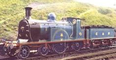 Caledonian railway colours