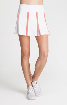 Netty Skort - Tahitian Bliss - Tail Activewear - Women's Tennis Fashion Apparel