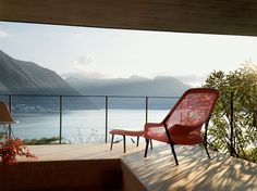 Slow Chair by Ronan & Erwan Bouroullec for Vitra