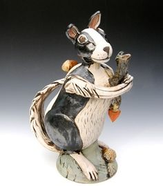 morgan contemporary glass gallery - Images for Amy Goldstein-Rice - Squirreling Away