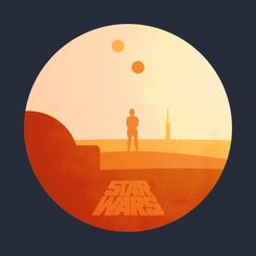 Awesome 'Star+Wars+-+Hope' design on TeePublic!