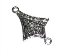 Victorian 2 Ring Connector by FiligreeJunction on Etsy