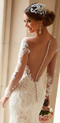 Stella York Wedding Dress 6176                                                                                                                                                      More