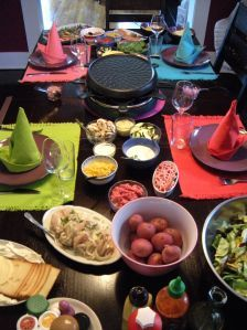 6 Best Ingredients for a raclette grill, raclette party