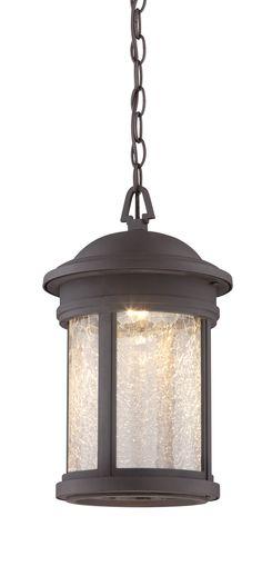 Prado 1 Light Outdoor Hanging Lantern
