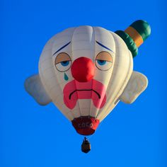 Coco the Clown by Ken Piorkowski, via Flickr