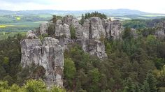 Hruboskalske Rock City and Tatobity - Sedmihorky, Liberecky Rock Hill, Czech Republic, Trip Advisor, Mount Rushmore, Hiking, Mountains, City, Rocks, Travel