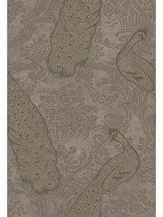 DecoratorsBest - Detail1 - CS 94/7038 - BYRON SILVER - Wallpaper - DecoratorsBest