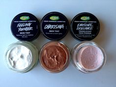 Lather Rinse Repeat: Lush's Emotional Brilliance Skin Tints and powder