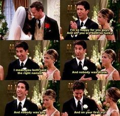 Friends. Pretty much the best show ever made