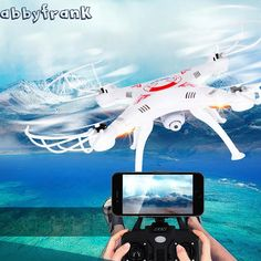 Best choice with US $40.00 Abbyfrank X5C RC Real-time Transmission Helicopter Aircraft Drone With Camera 0.3MP HD 2.4G RC Toys 4 CH 6 Axis Gyro Quadcopter   #abbyfrank #transmission #helicopter #aircraft #drone #camera #quadcopter