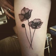 poppy tattoo tumblr - Szukaj w Google
