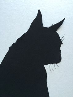 Commemorate your love for your pet with a custom silhouette picture. Each piece…