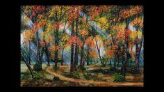 ART. FOREST AND JUNGLES. PAINTINGS. RAPHAEL PUELLO. WWW.RAPHAELPUELLO.COM