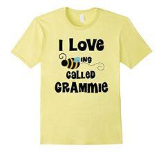 Men's Grammie T-shirt Grandma Mothers Day Womens Gift Tee... https://www.amazon.com/dp/B01EX2PONI/ref=cm_sw_r_pi_dp_x_CLaBybYNB8J90
