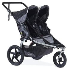 Double jogging stroller -  primary advantages of getting #jogging strollers double compared to one baby jogger