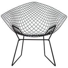 Diamond Chair by Harry Bertoia, Knoll
