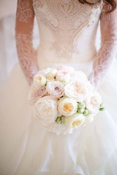 Featured Photographer: Sandra Åberg Photography; Wedding bouquets ideas.