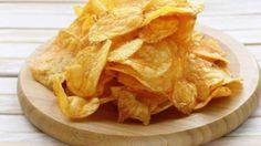 Não coma batata chips quando você estiver doente