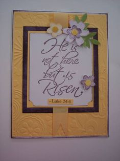 Easter Celebration by MimiKitty - Cards and Paper Crafts at Splitcoaststampers