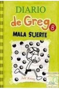 DIARIO DE GREG, 8 - MALA SUERTE