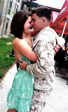 After Her Marine Boyfriend's Death, Woman Finds Their Story Told By Facebook's 10-Year Anniversary Video
