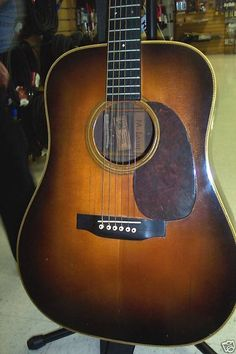 A 1939 Martin D-28. I want it, but can't have it.