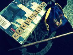 Ravenclaw by adramenda on DeviantArt Ron And Hermione, Ravenclaw, Hogwarts, Harry Potter, Geek Stuff, Learning, Common Room, Deviantart, Writing Desk